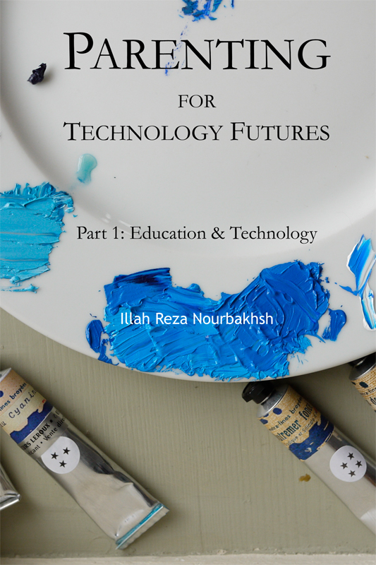 Illah Nourbakhsh, a robotics professor at CMU, wrote a book about raising children in an era of technology.  (credit: Illah Nourbakhsh)