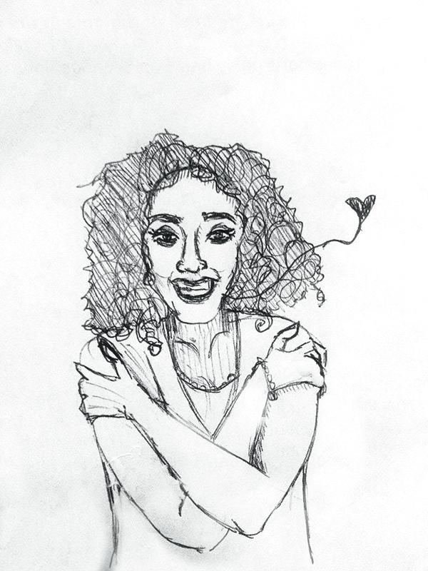 Body image is part of womanhood (credit: Maegha Singh/)