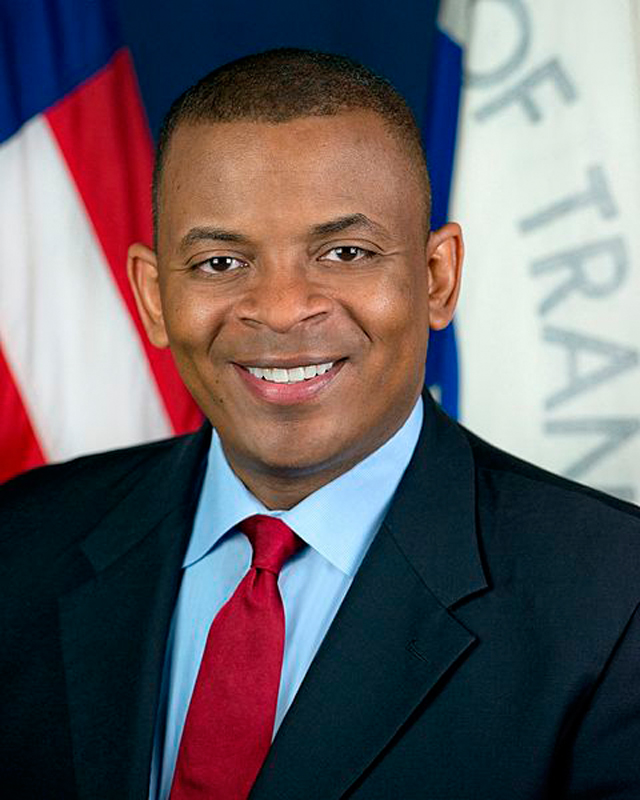 United States Secretary of Transportation Anthony Foxx spoke last Thursday at the National Robotics and Engineering Center. (credit: Courtesy of Wikimedia Commons)