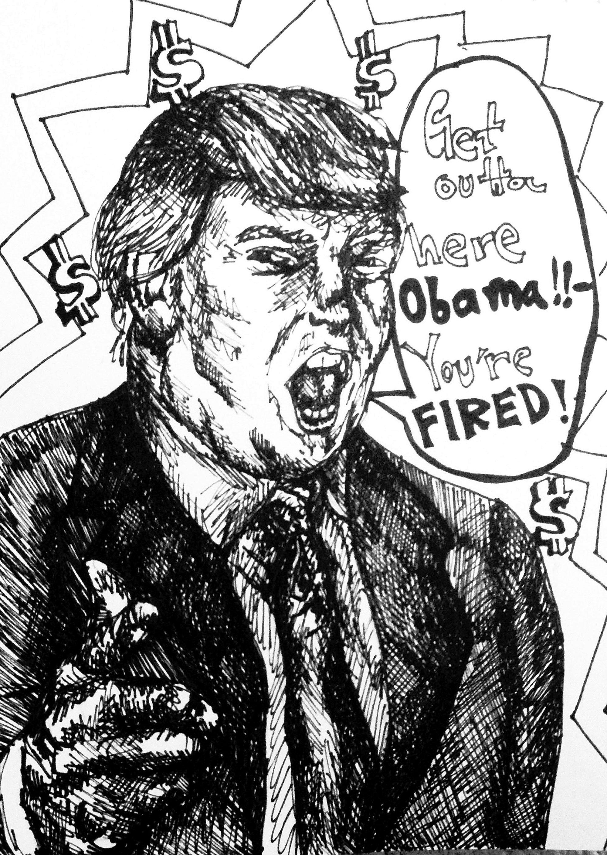 Trump's popularity signals deeper problems in U.S. politics