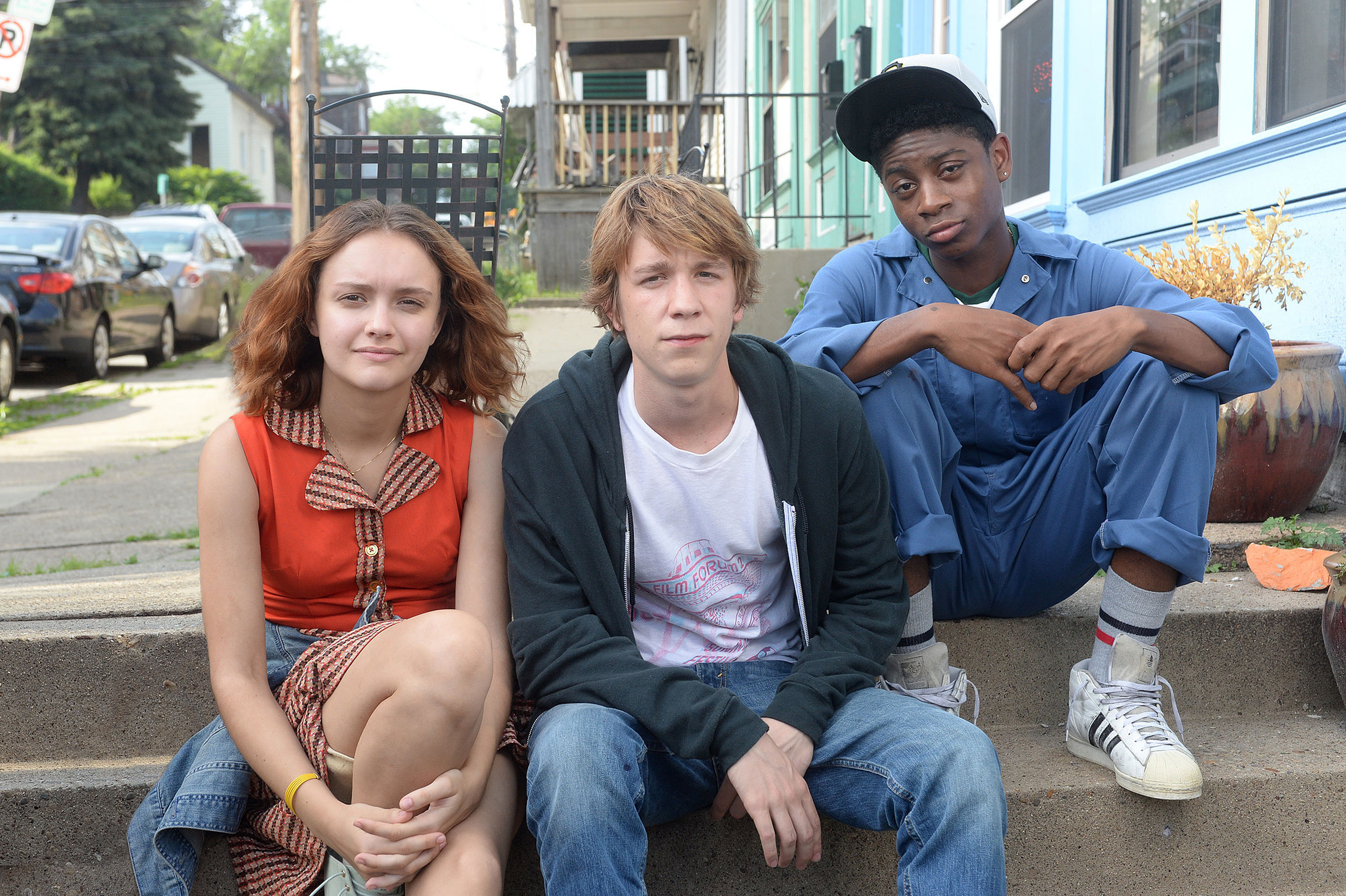Olivia Cooke, Thomas Mann, and RJ Cyler star in this story about coming to terms with oneself and finding one's place in the world.  (credit: Courtesy of Wikimedia Commons)