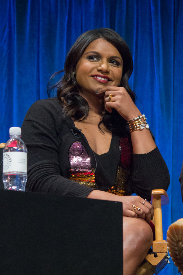 Comedienne Mindy Kaling's show *The Mindy Project* moves from Fox to Hulu for a fourth season that promises to be more entertaining and risqué than ever before. (credit: Courtesy of flickr Creative Commons)