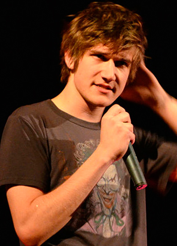 Bo Burnham is a great comedian for the Carnegie Mellon college student with a disillusioned view of the world, but who feels comforted by wise and somewhat disparaging words of encouragement. (credit: Courtesy of Wikimedia Commons)