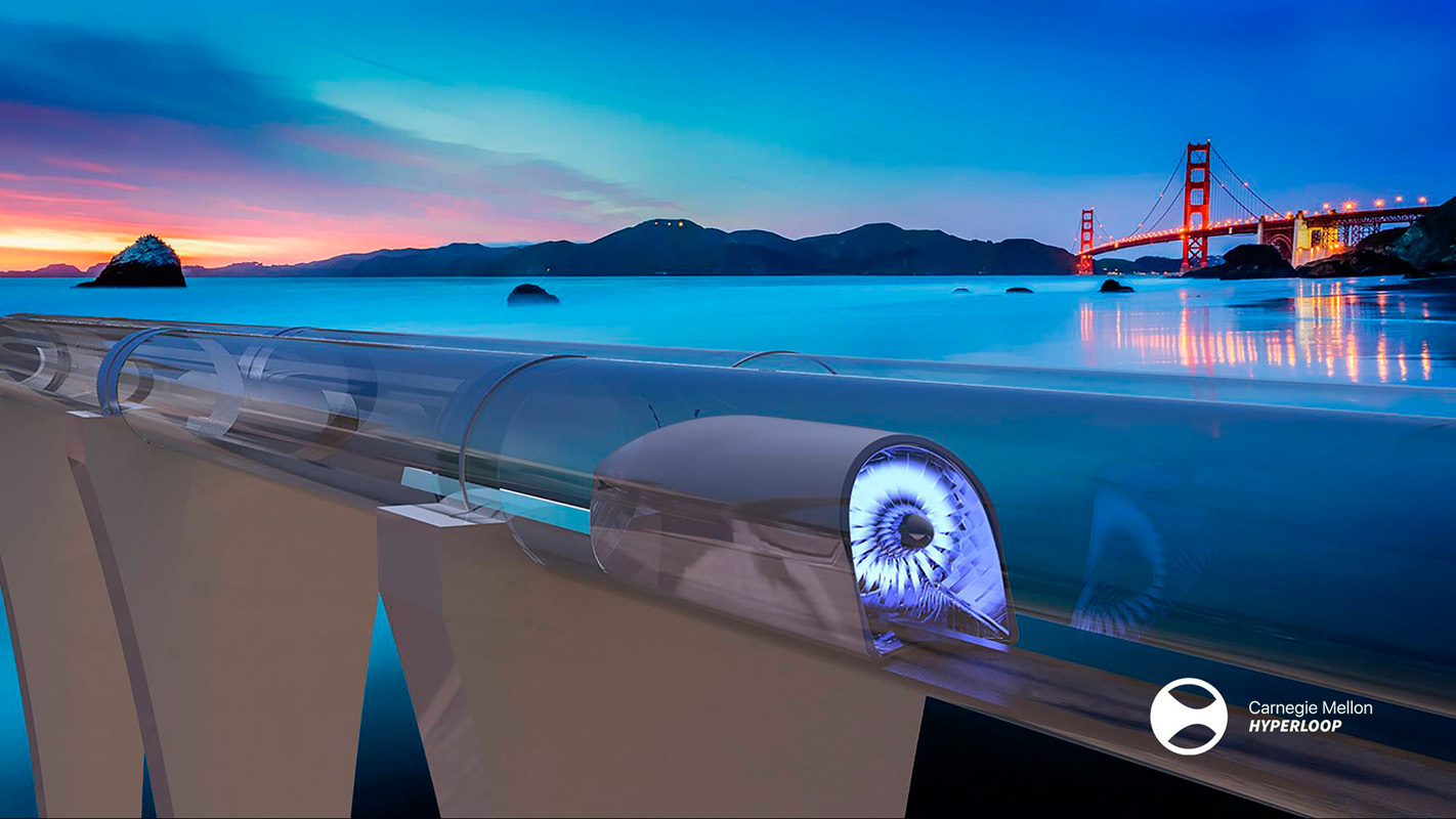 CMU Hyperloop team designs pod - The Tartan Online