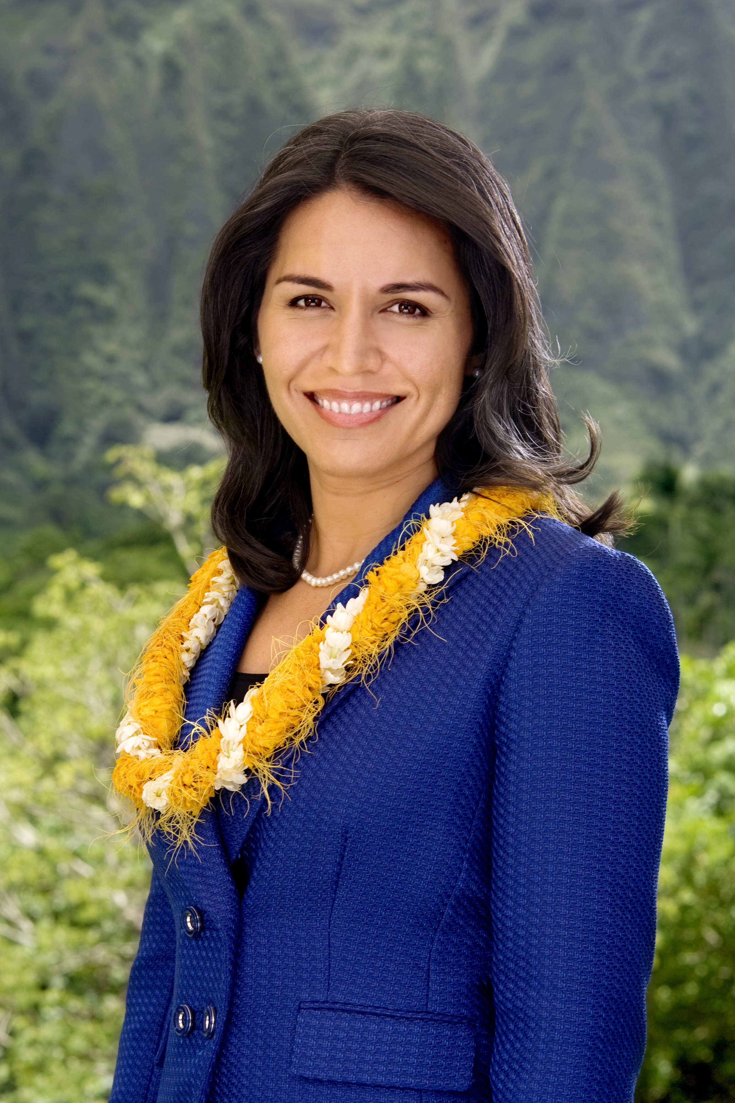 Credit: Official portrait courtesy of the government of the United States via Wikimedia Commo