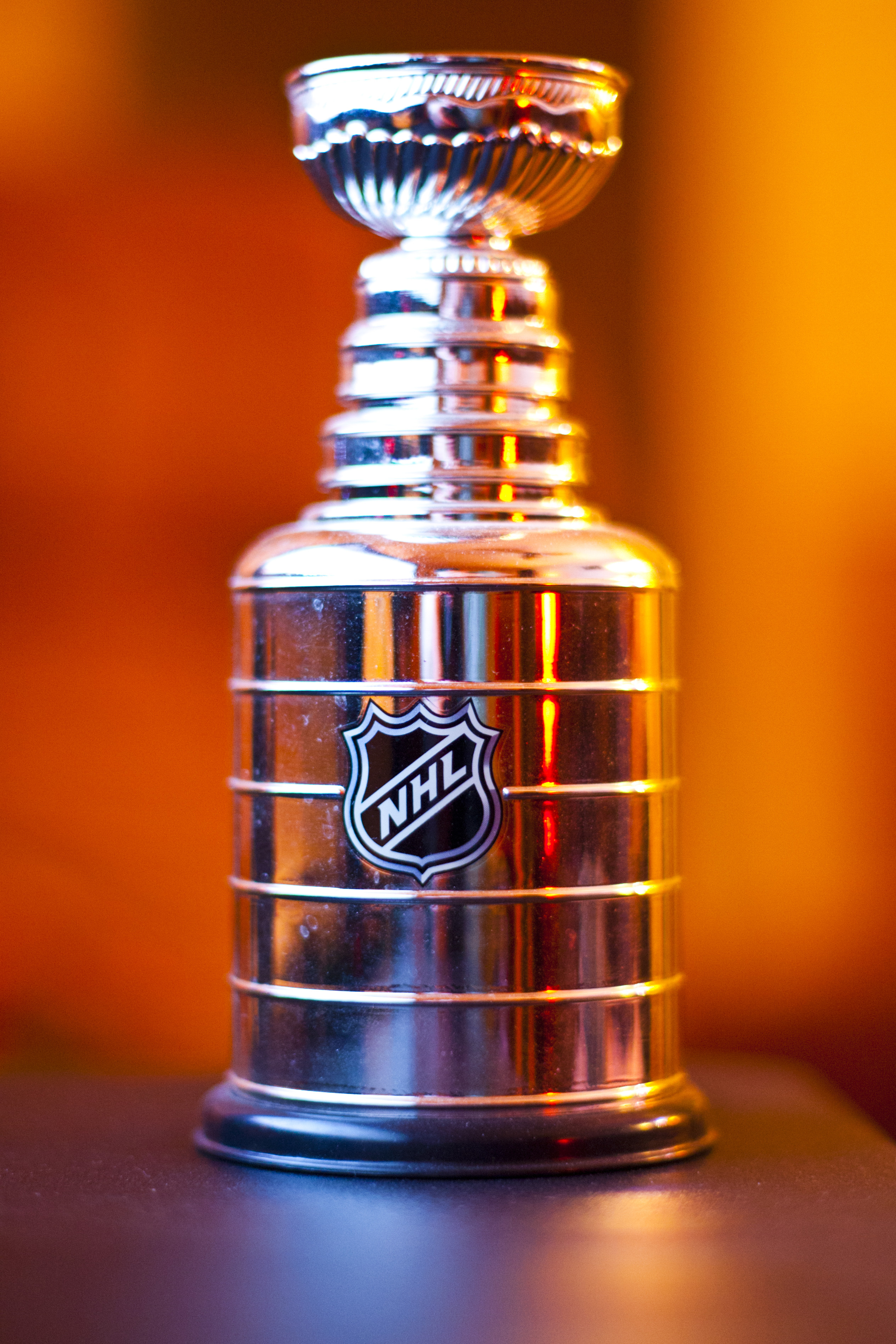 The Stanley Cup sits ready to be engraved for the next NHL champion. (credit: Courtesy of John Davis via Flickr Creative Commons)