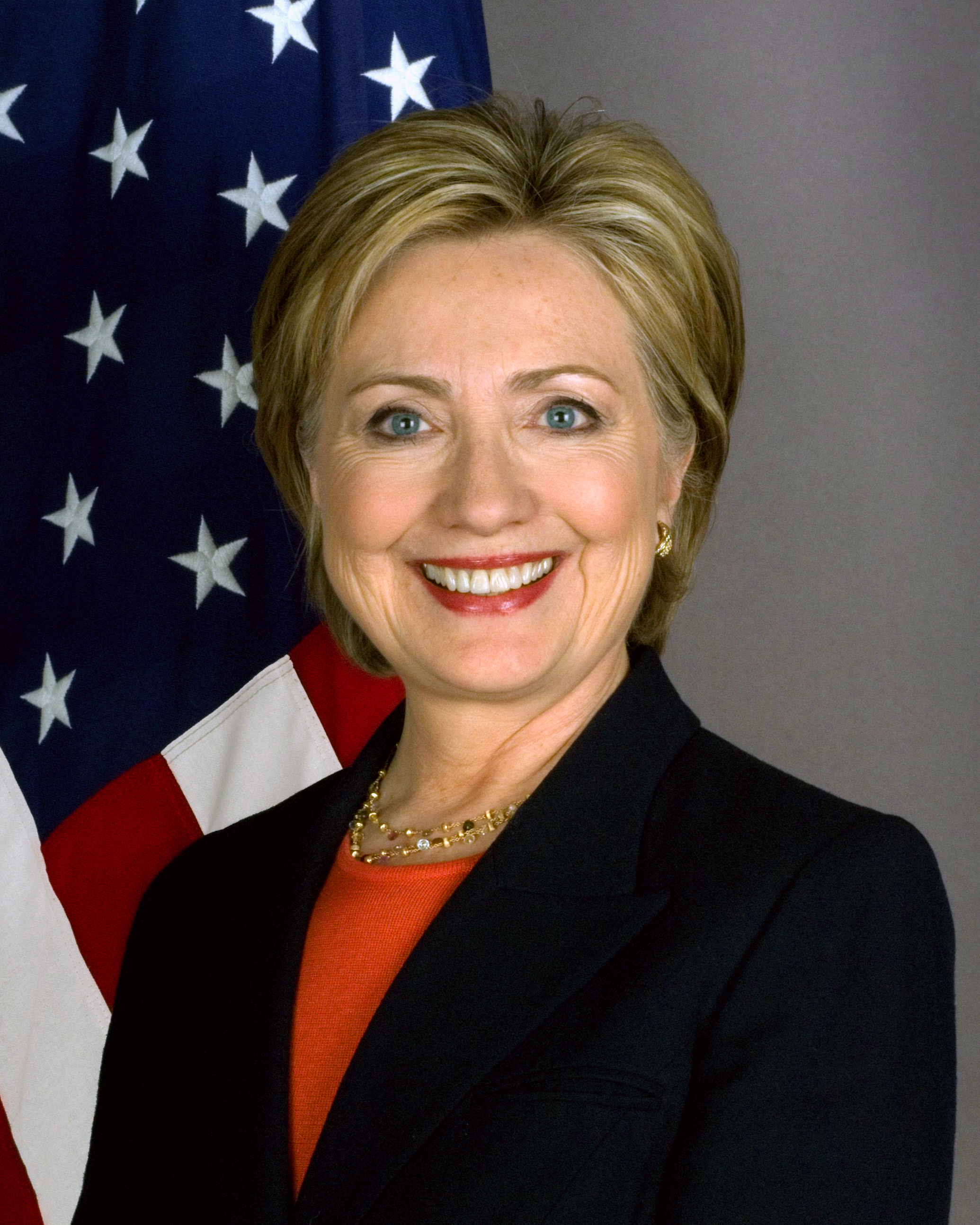 Hillary Clinton hopes to maintain her lead going into the election.