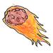 Aries: Meteor Emoji