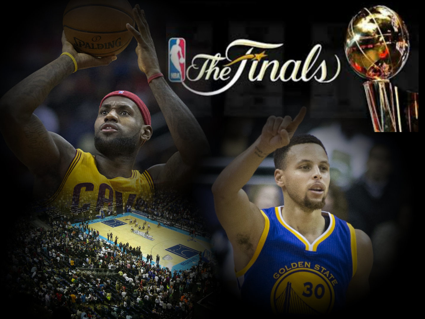 The NBA Finals may not see the third straight year of the Golden State Warriors against the Cleveland Cavaliers. (credit: Charles Hallman via Minnesota Spokesman-Recorder)