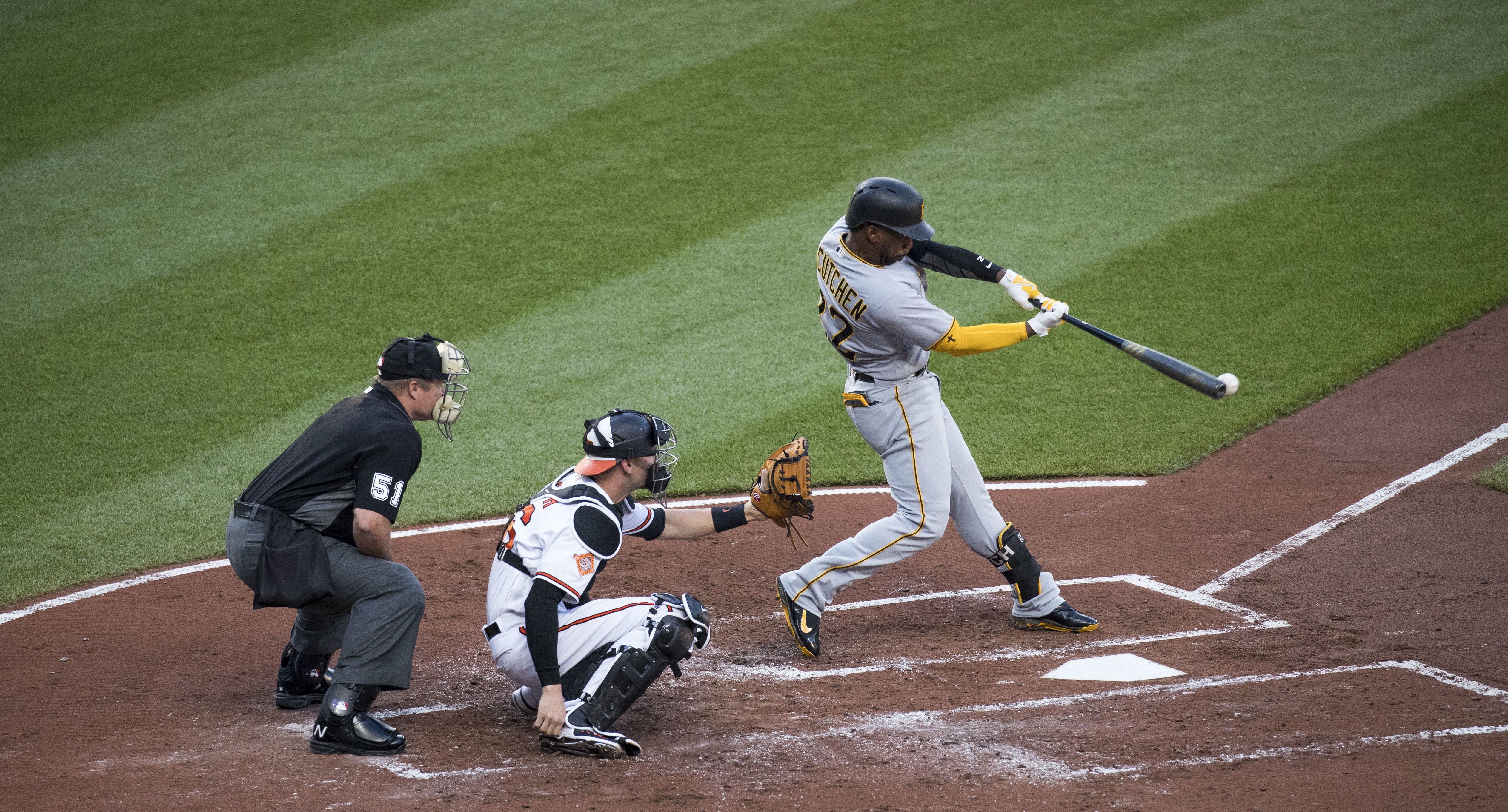 The trade of franchise player Andrew McCutchen signals the end of an era for the Pittsburgh Pirates.