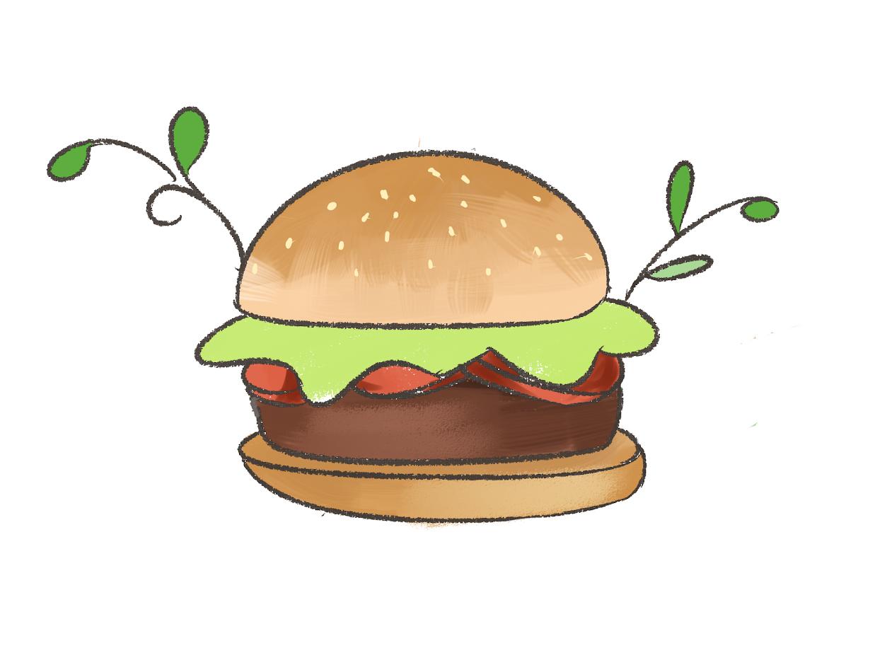 Burger.lisaqian