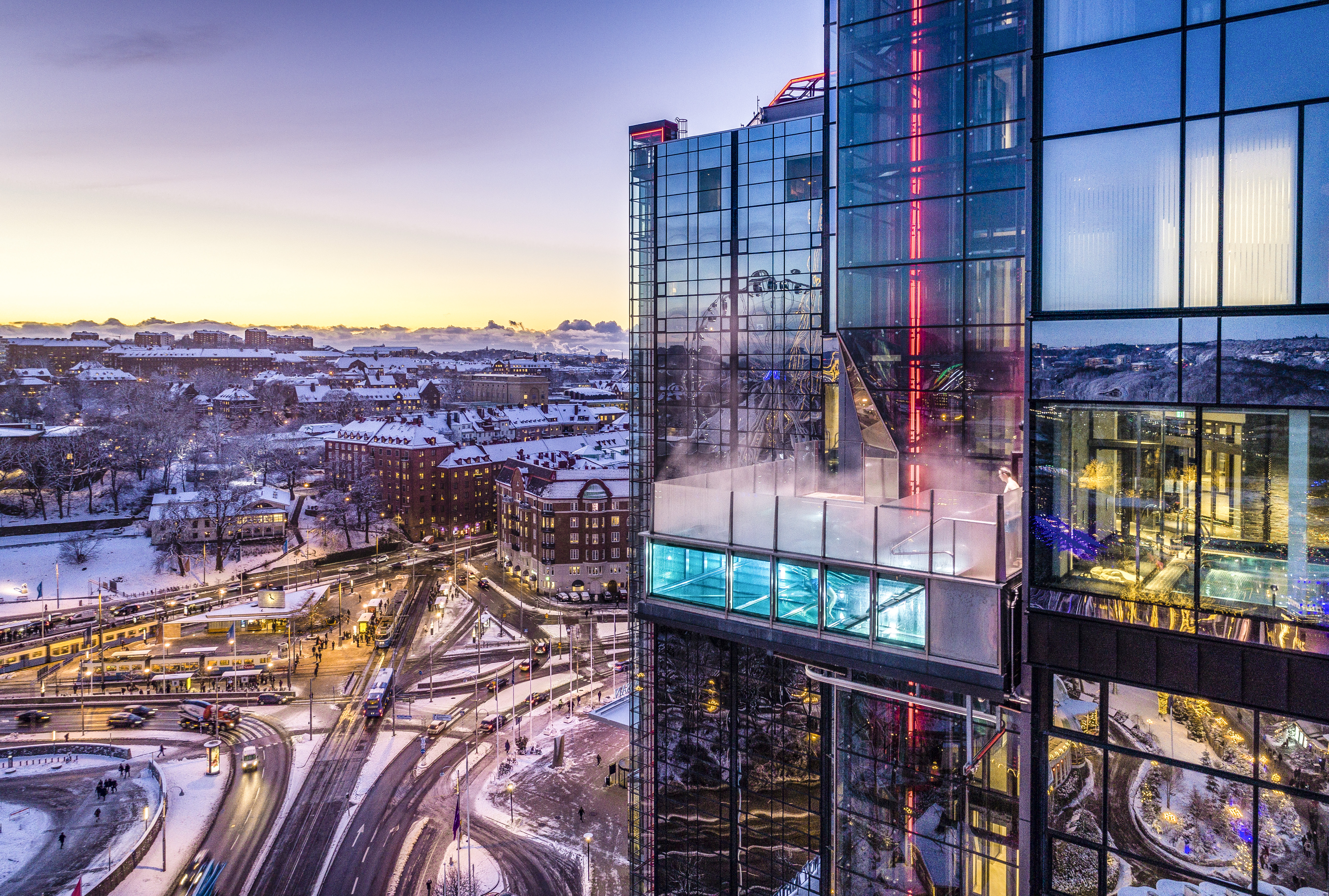 The Product Leadership Days conference hosted by Tolpagorni Product Management took place in Gothia Towers in Gothenburg, Sweden. (credit: Gothia Towers via Flickr)