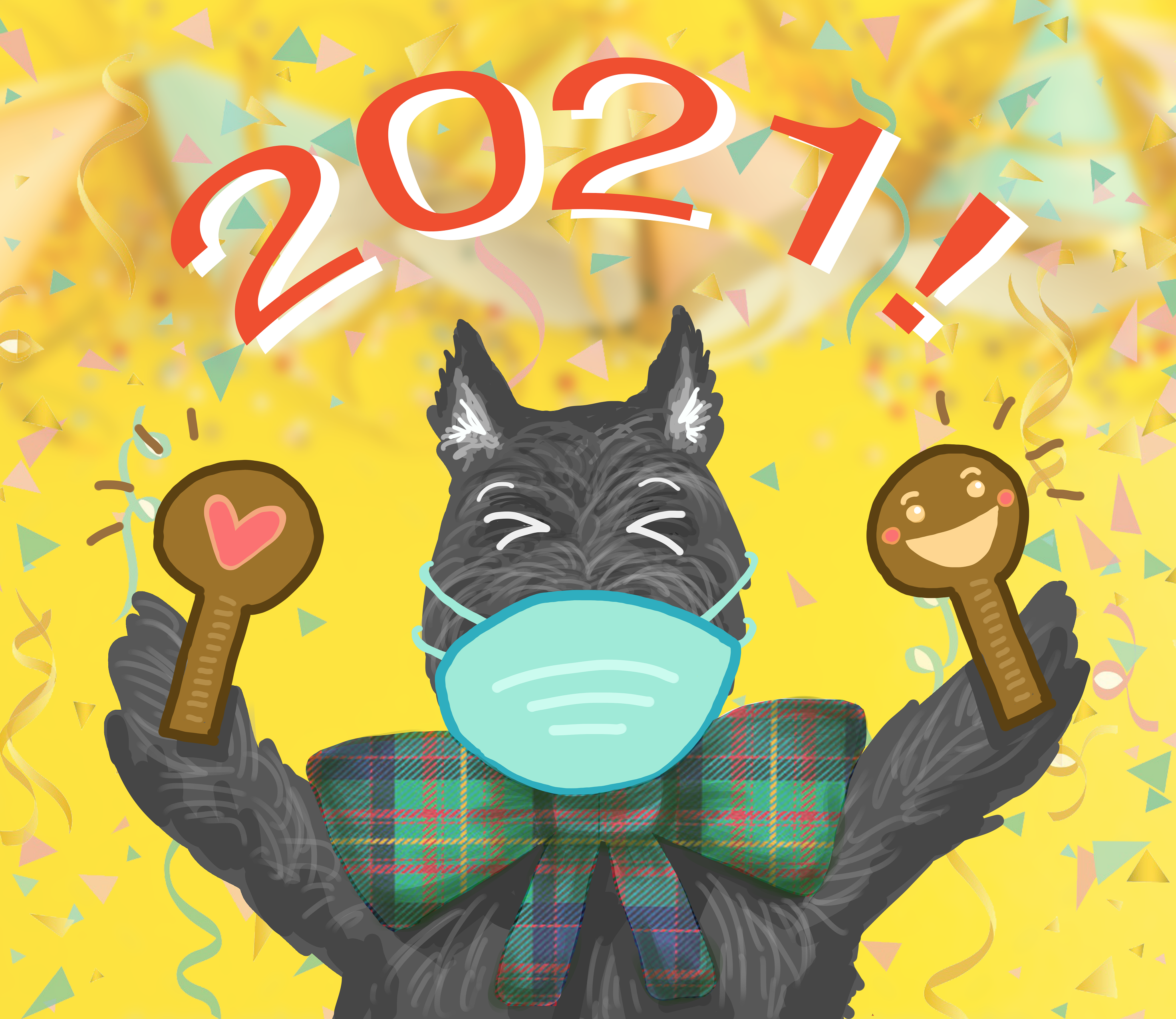 Spring 2021 has come to an end! (credit: Stacey Cho/Art Editor )